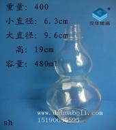 480ml葫芦玻璃酒瓶