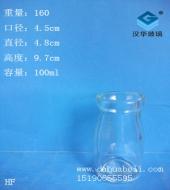 100ml玻璃布丁瓶