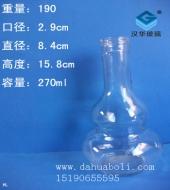 250ml葫芦酒玻璃瓶