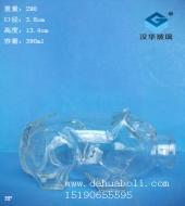 390ml小猪玻璃存钱罐