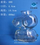 400ml狗型许愿玻璃瓶