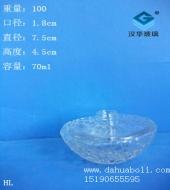 70ml汽车香水玻璃瓶