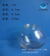 250ml玻璃圆球