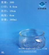 360ml方形玻璃瓶