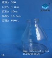 600ml组培玻璃瓶