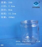 430ml辣椒酱玻璃瓶