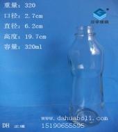 300ml玻璃香油瓶