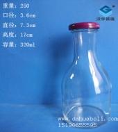 320ml玻璃饮料瓶