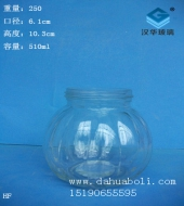 500ml辣椒酱玻璃瓶