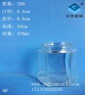 370ml六棱果酱玻璃瓶