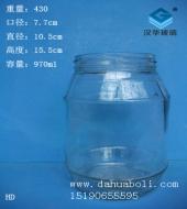 970ml辣椒酱玻璃瓶
