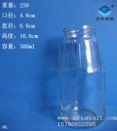 380ml玻璃饮料瓶