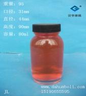 80ml枇杷膏玻璃瓶