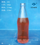 270ml玻璃汽水瓶