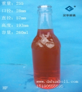 260ml玻璃汽水瓶