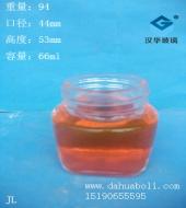 66ml膏霜玻璃瓶