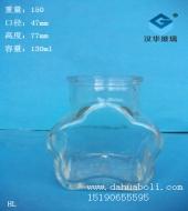 130ml梅花玻璃许愿瓶