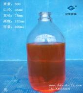 500ml盐水玻璃瓶