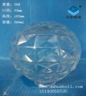 360ml工艺玻璃球