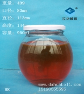 950ml罐头玻璃瓶