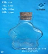 450ml梅花许愿玻璃瓶