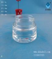 20g膏霜玻璃瓶