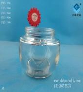 140g膏霜玻璃瓶