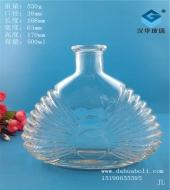 500ml威士忌玻璃瓶