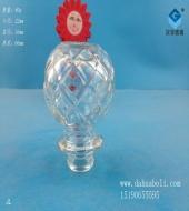 酒瓶玻璃盖