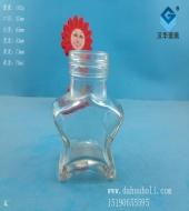 70ml五星玻璃瓶