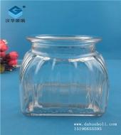 方形储物玻璃罐