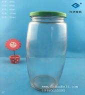750ml大口罐头玻璃瓶