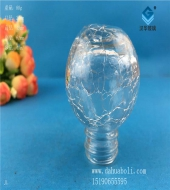 小号裂纹玻璃灯罩