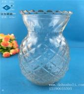 600ml菠萝玻璃烛台