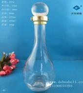 500ml水滴玻璃酒瓶