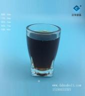 90ml方底玻璃酒杯