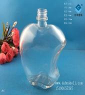 150ml苹果工艺玻璃酒瓶