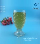 150ml鱼鳞玻璃果汁杯