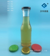 360ml果汁玻璃瓶
