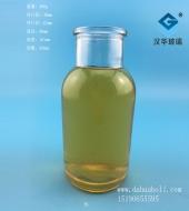 650ml广口试剂玻璃瓶