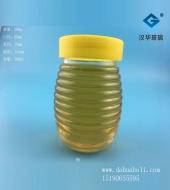 300ml螺纹蜂蜜玻璃瓶