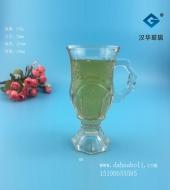 120ml果汁玻璃手把杯