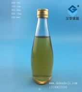 300ml果汁玻璃瓶