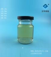 80ml蜂蜜玻璃瓶