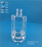125ml六棱香水玻璃瓶
