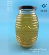 700ml螺纹蜂蜜玻璃瓶