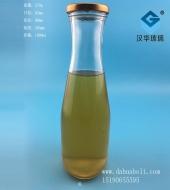 1000ml果汁玻璃瓶