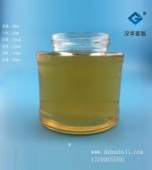 850ml椭圆形蜂蜜玻璃瓶