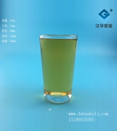 250ml玻璃水杯