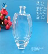 100ml六面香水玻璃瓶